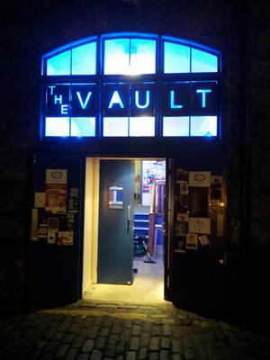 The Vault, Edinburgh